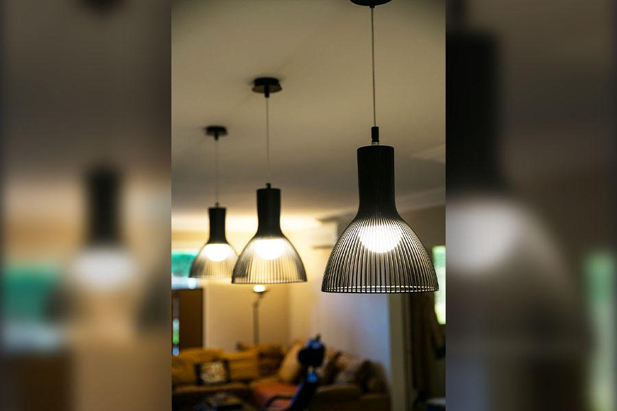 Lumière, suspension fillaire